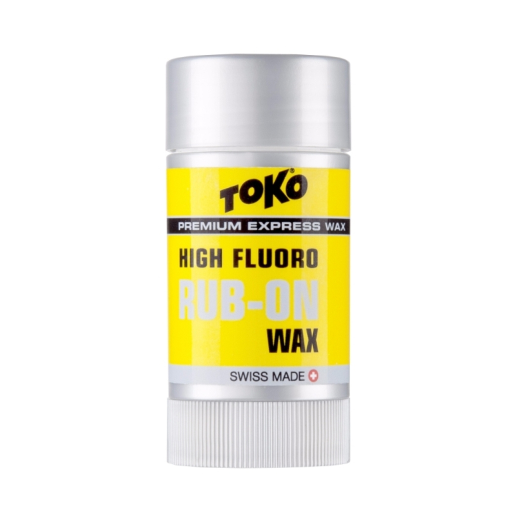 Toko stoupací vosk HF Rub-on Wax 25g