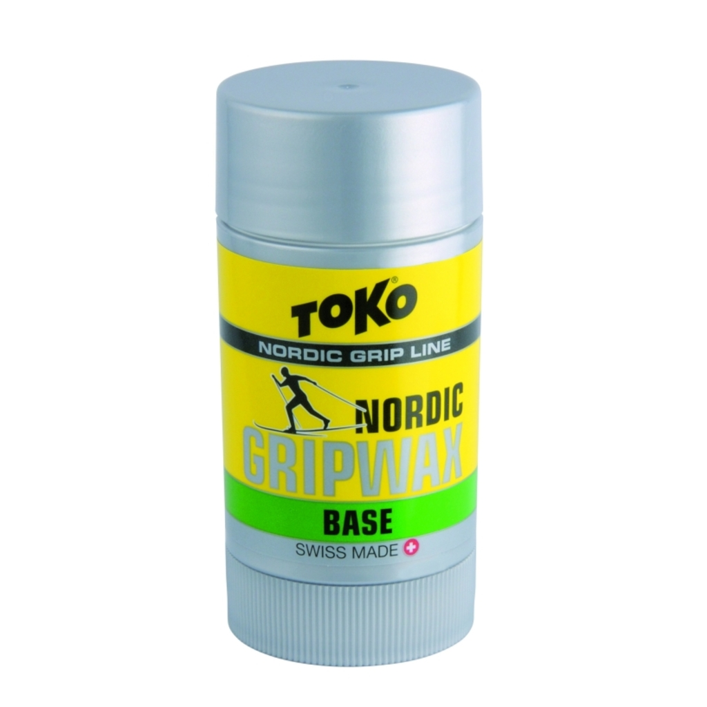 Toko stoupací vosk Nordic Base Wax 27g, Green