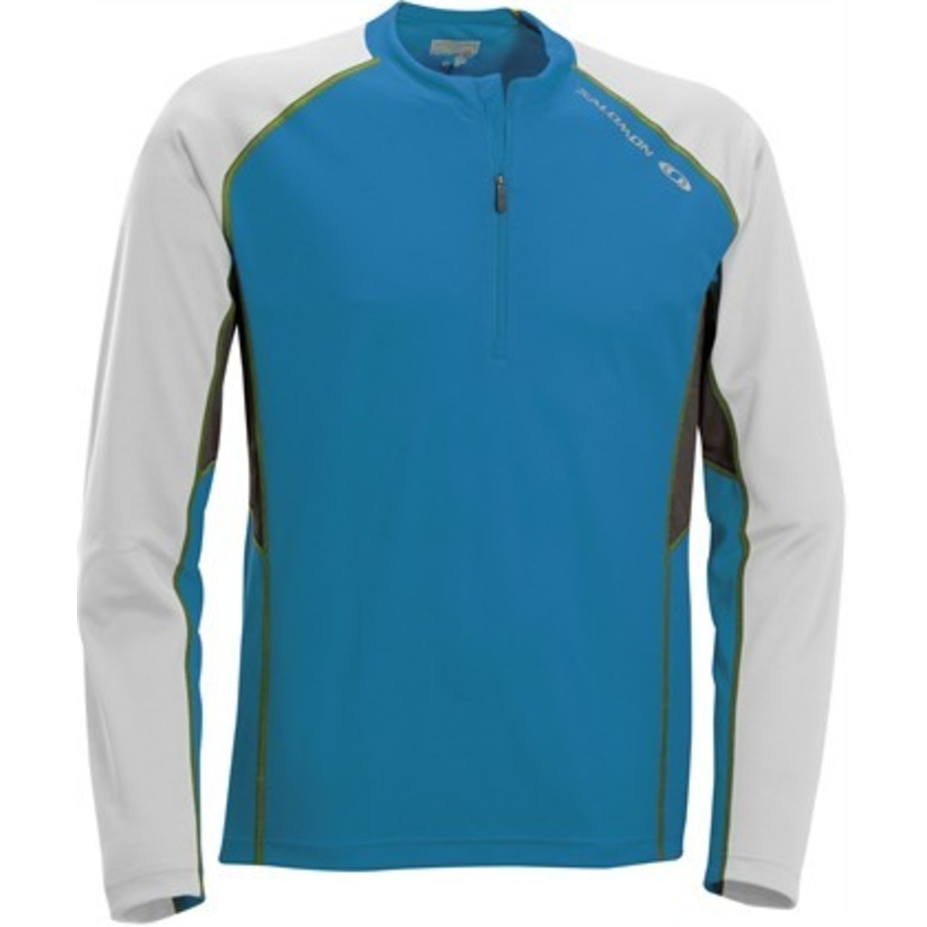 Salomon Trail Runner LS zip