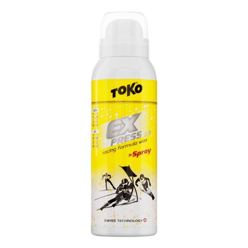 Toko Skiwachs Toko Express Racing Spray 125ml