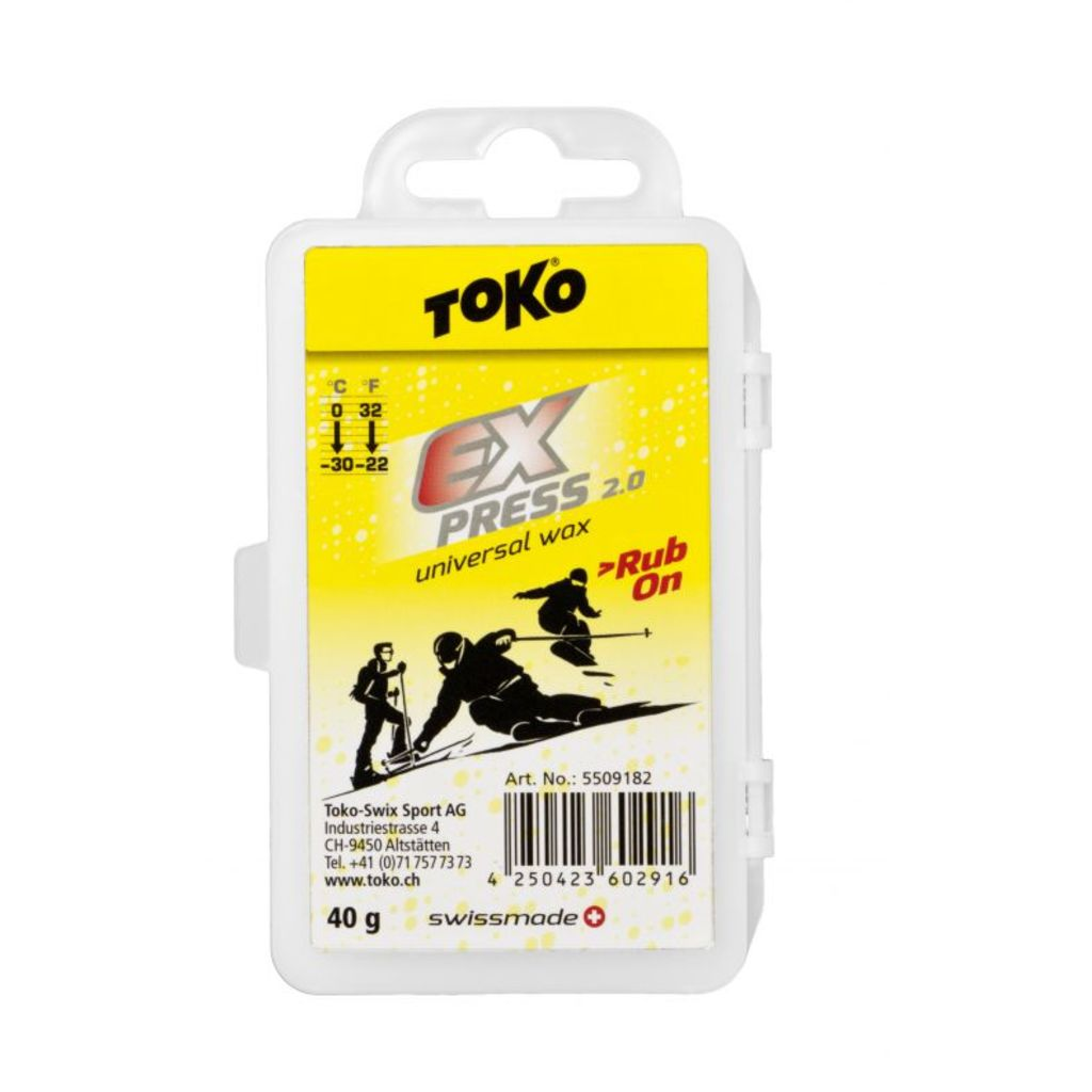 Toko Toko Express Rub on 40g