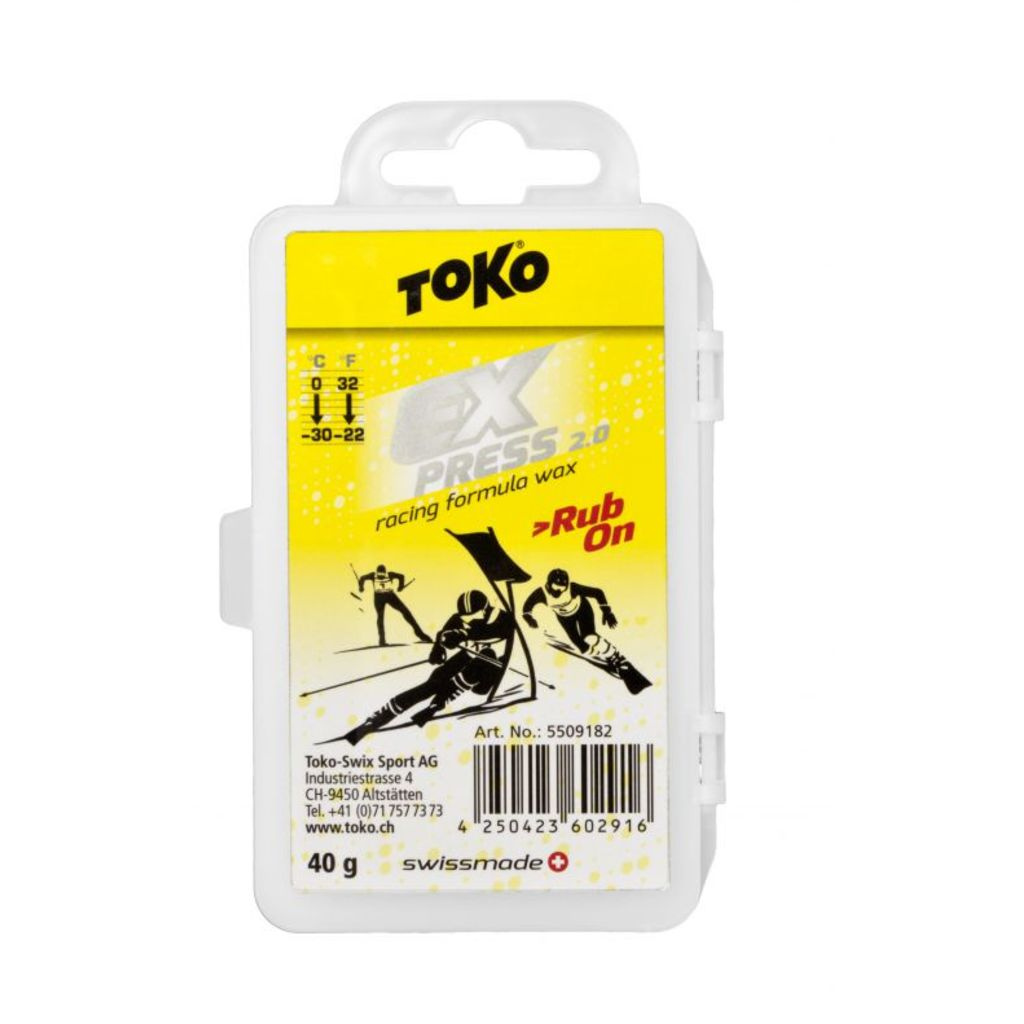 Toko Toko Express Racing Rub on 40g
