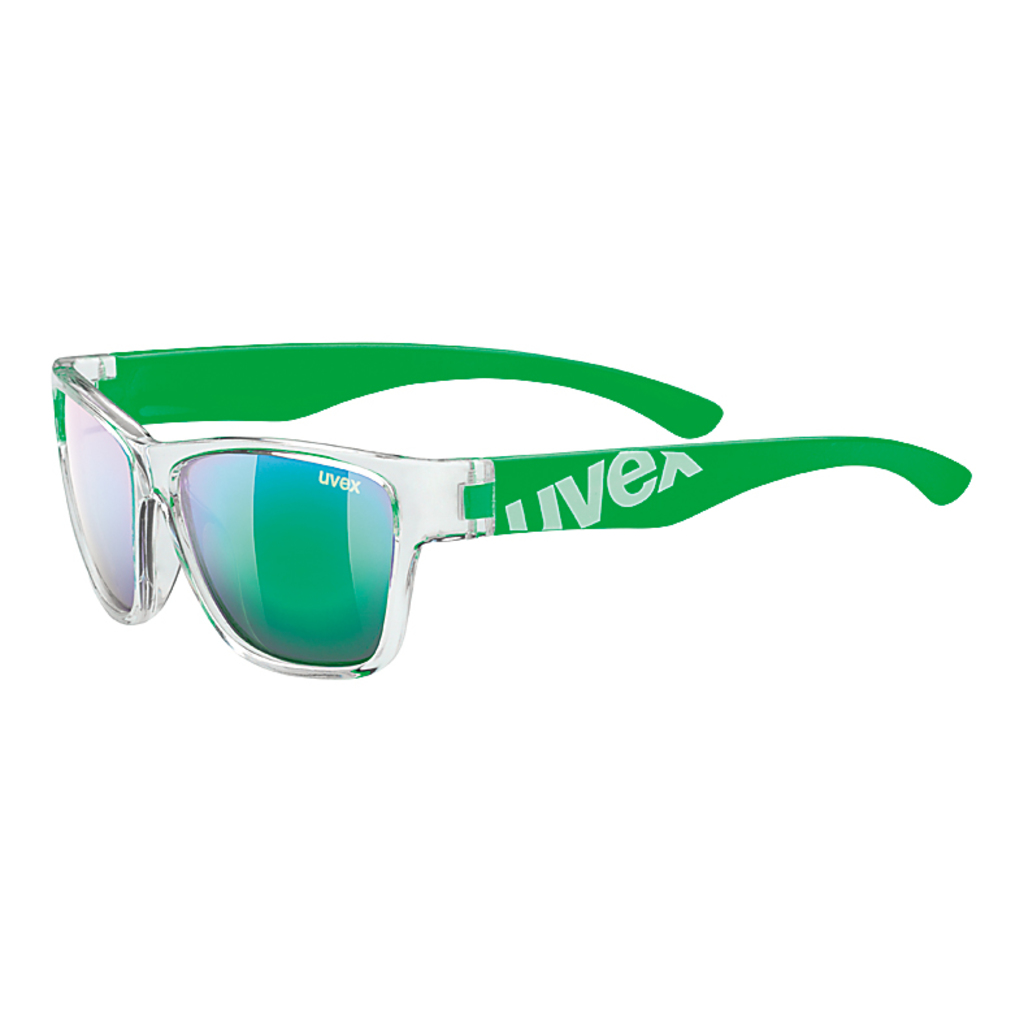 Uvex Sportstyle 508 Clear/Green
