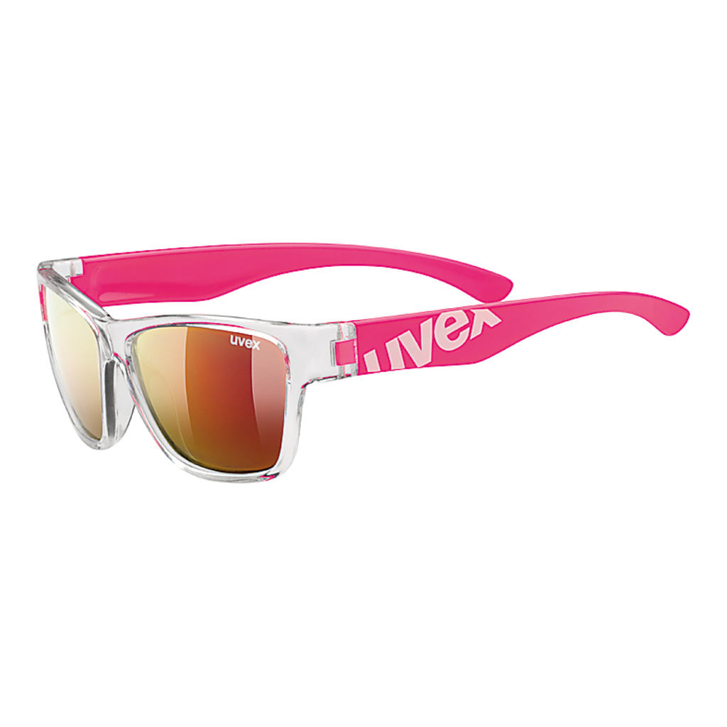 Uvex Sportstyle 508 Clear/Pink
