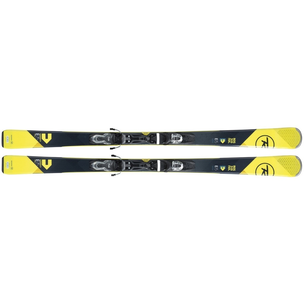 Rossignol Experience 75 Carbon (Xpress) Yellow