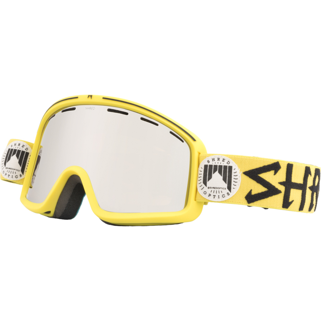 Shred Monocle Jaune