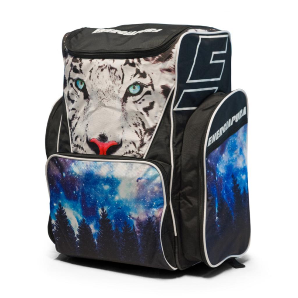 6d03f841c Vaky na lyžiarske vybavenie Energiapura Racer Bag - Fashion Tiger