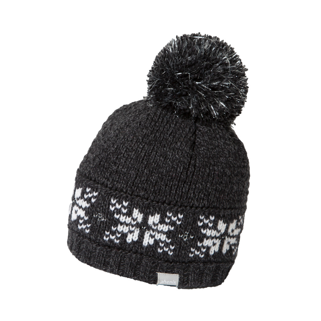 8b861d32b7 Phenix Montbelo Knit Hat with Pon-Pon