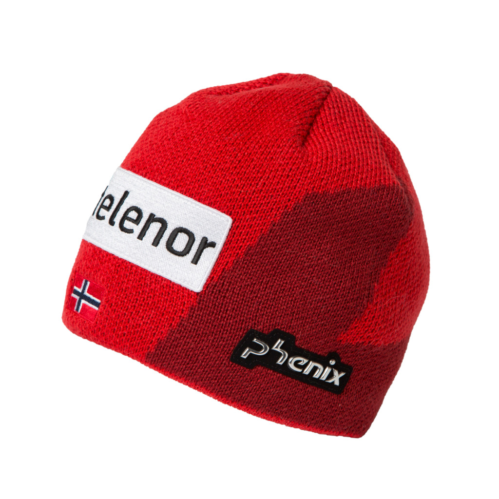 Phenix Norway Alpine Ski Team Replica Beanie RD1