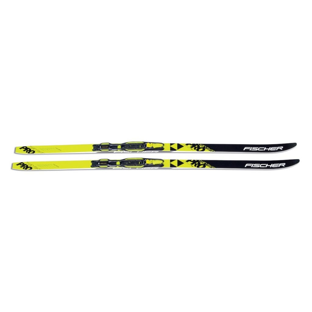 Fischer Twin Skin Pro Jr. + Binding (Tour Jr.)