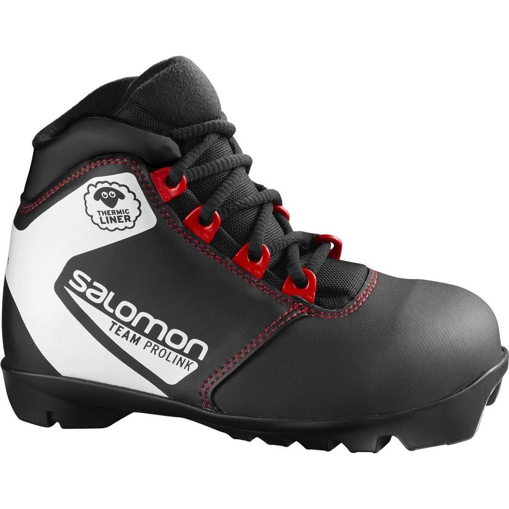 Salomon Team Prolink JR. Topánky na bežky ... 950e58143b9
