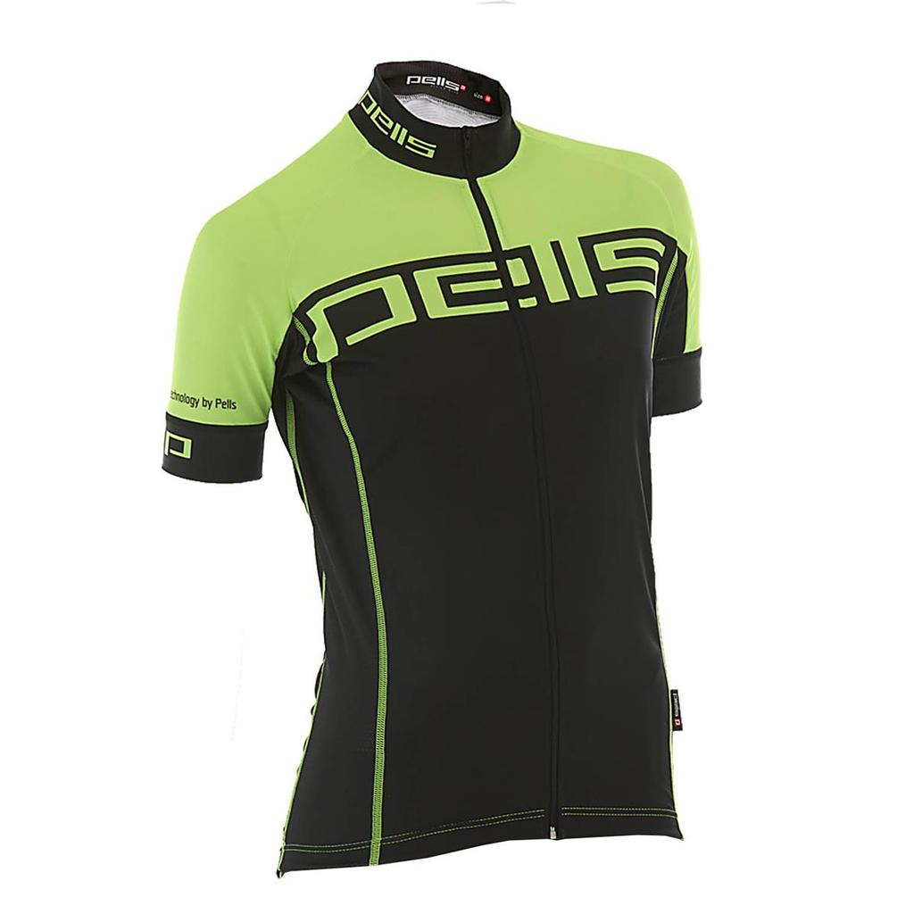 Pells Fluo Lady Short Sleeves