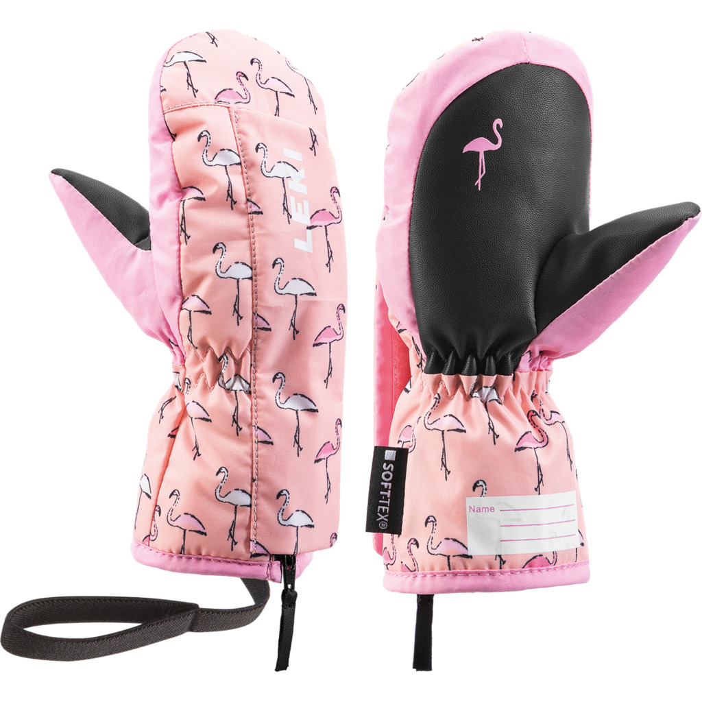 Leki Little Flamingo Zap Mitt