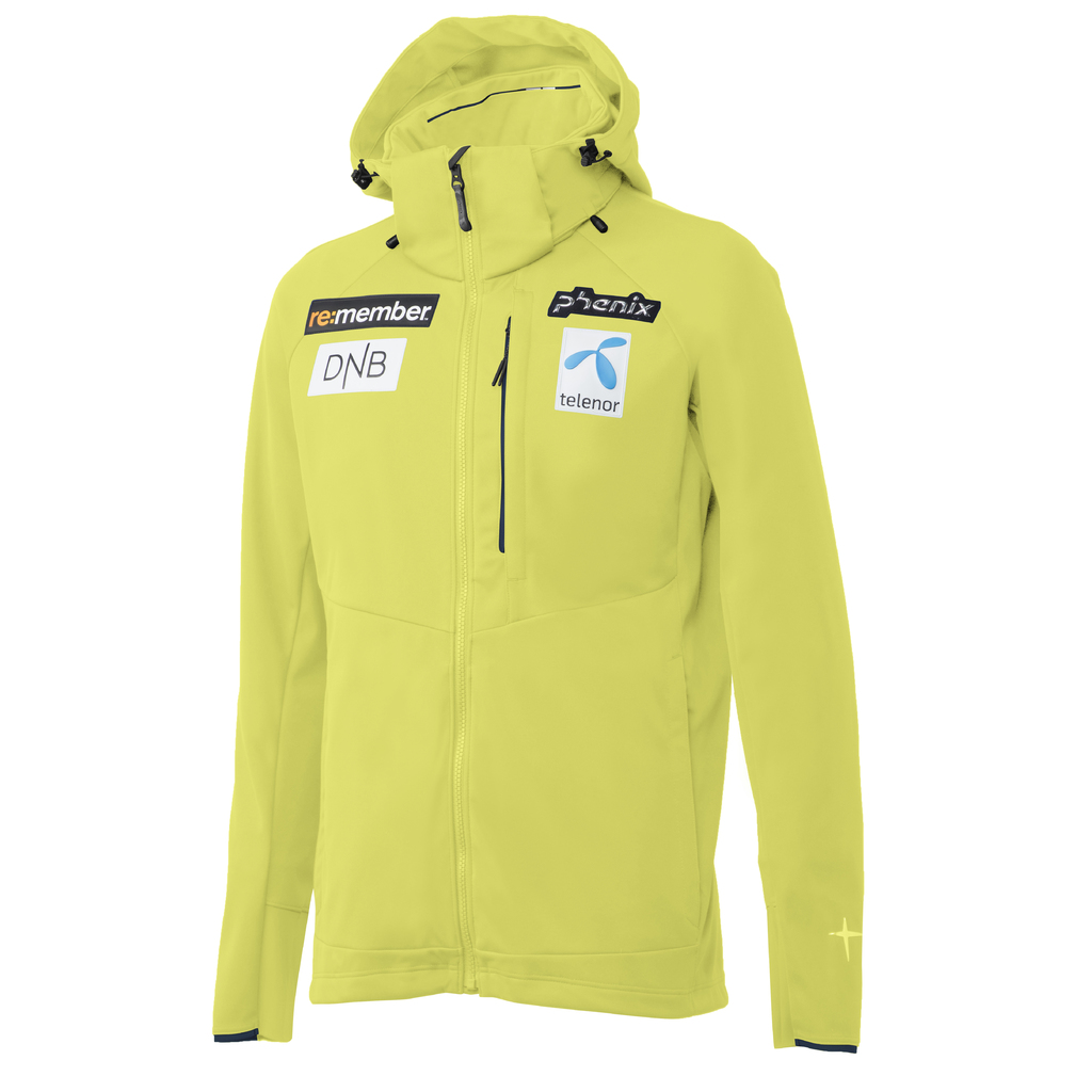 Phenix Norway Alpine Team Soft Shell Jacket LIM1