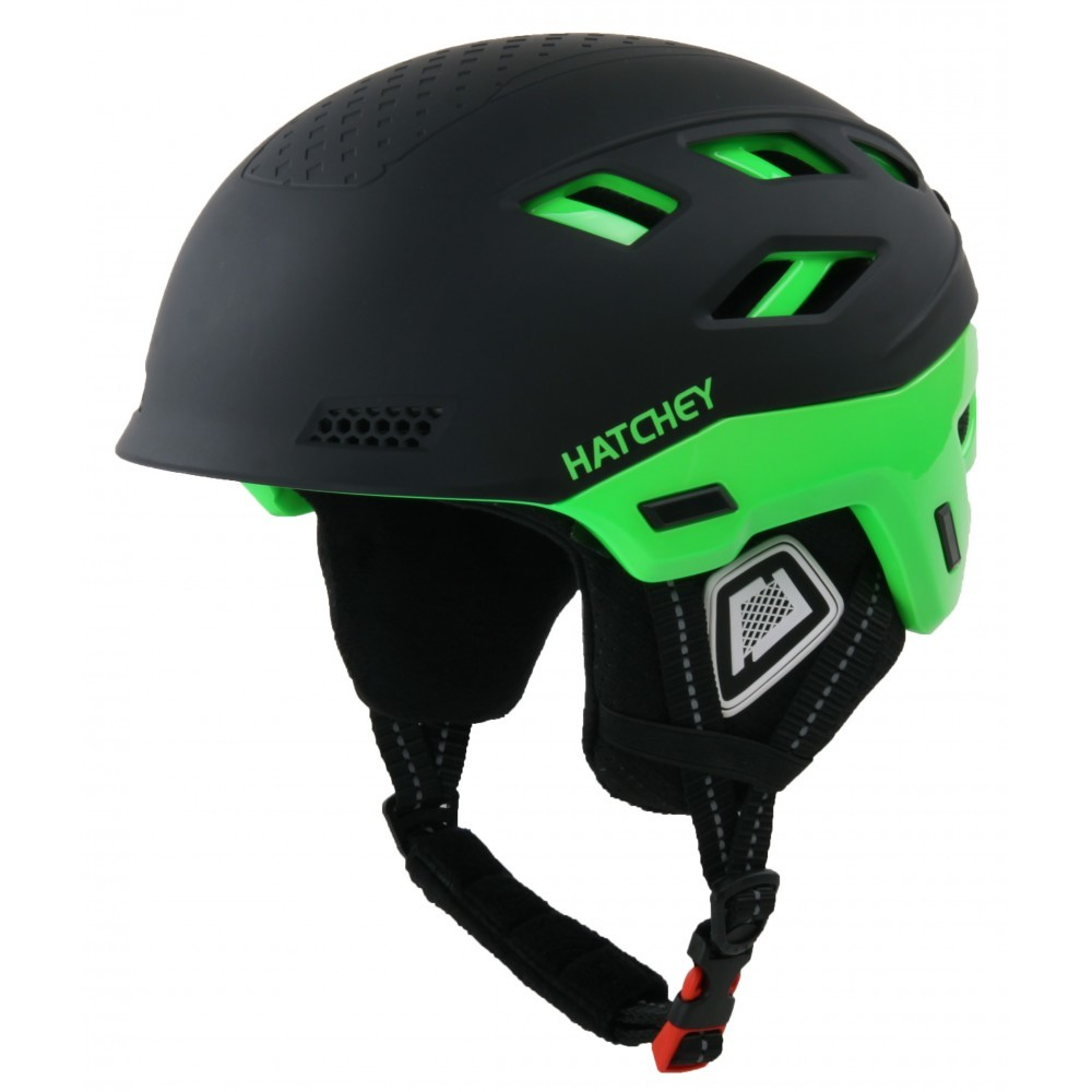 Hatchey Desire Black Green