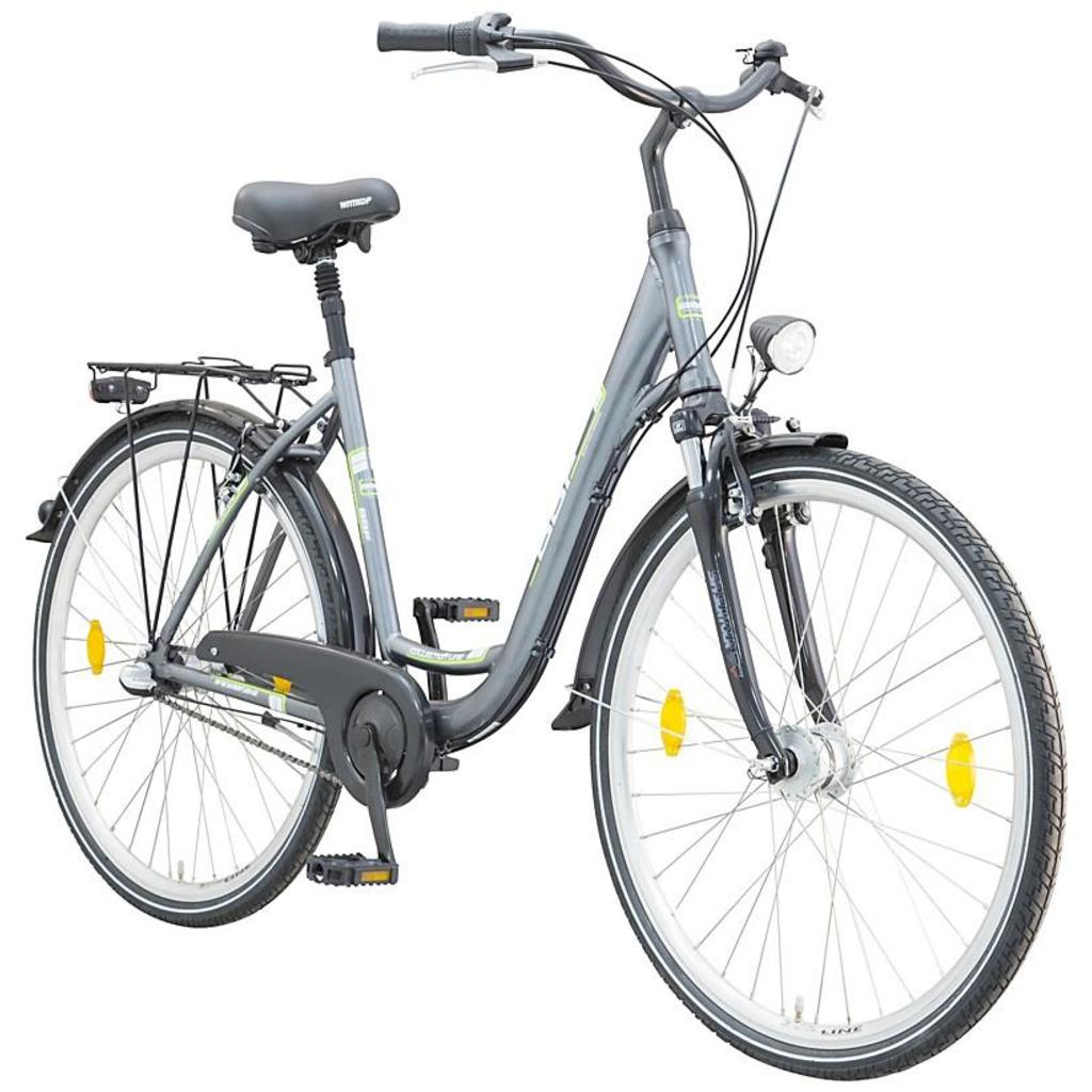 BBF Collection Line ( 3-speed suspension) Lady 26
