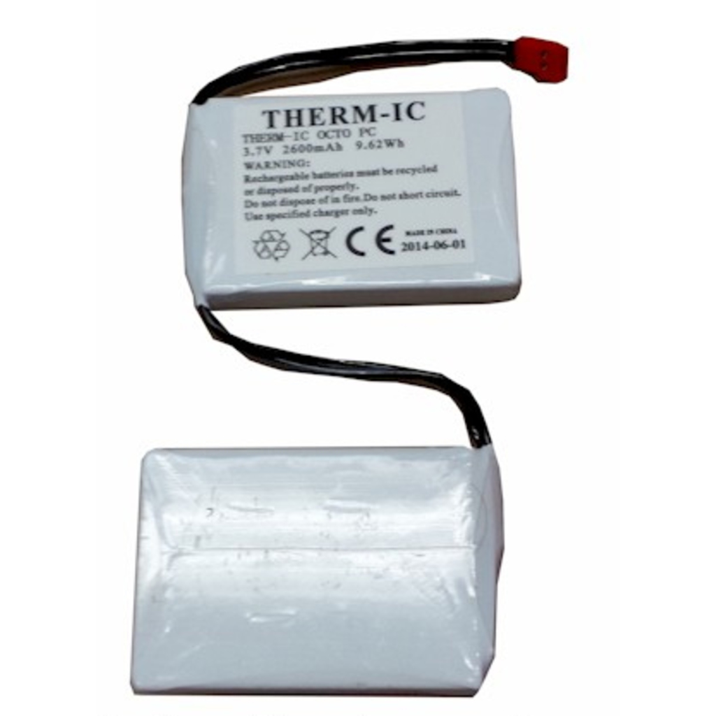 Therm-Ic PowerGloves Replacement Battery (1 pc.)