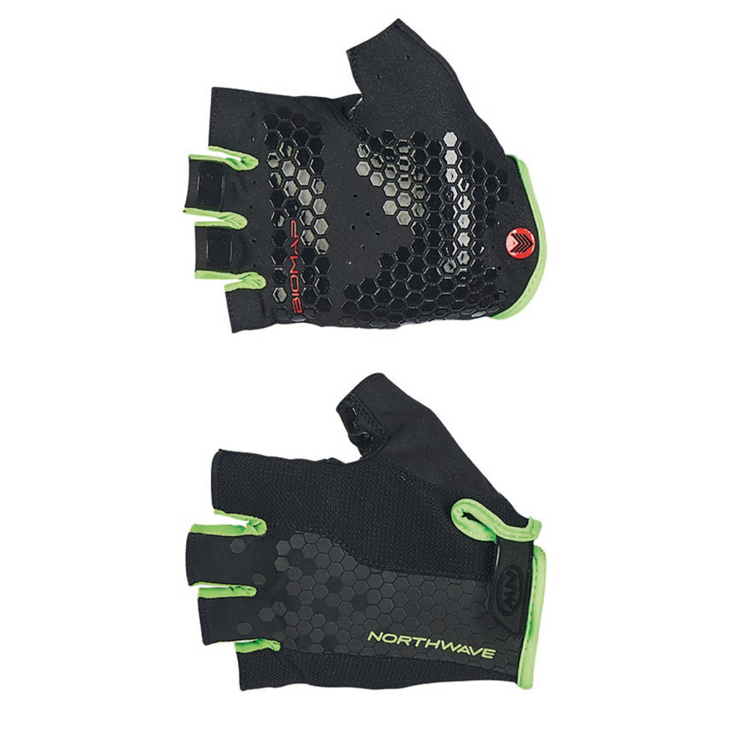 Northwave Grip Short Gloves