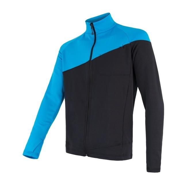 af63c816ad Sensor Tecnostretch Men s Zip Sweatshirt - Eski