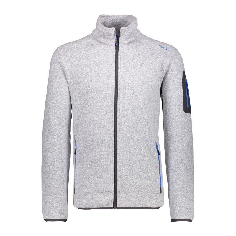 CMP Campagnolo Fleece Sweatshirt White