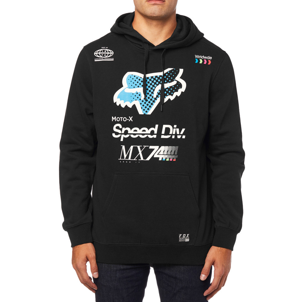 Fox Racing Backdrafter Pullover Fleece