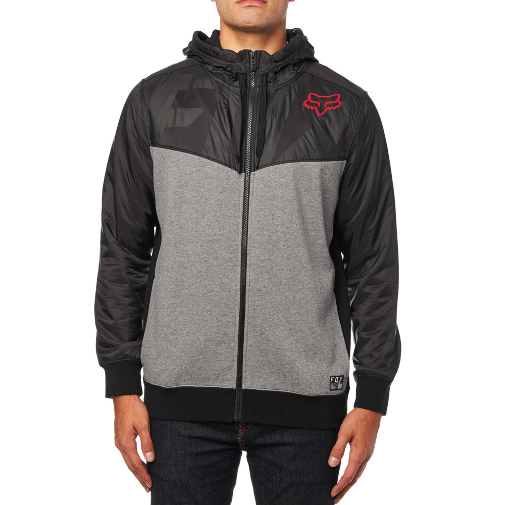 Fox Racing Axle Zip Fleece