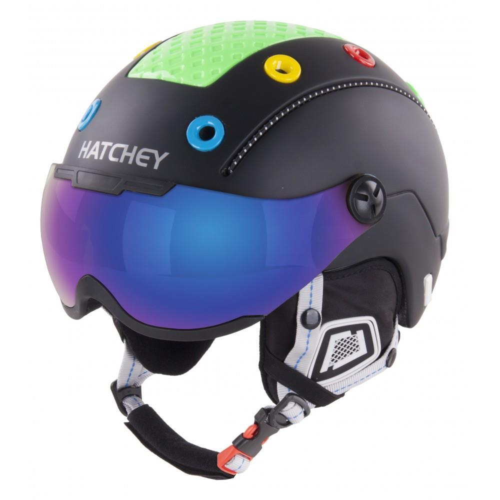 Hatchey Rival Visor Junior black