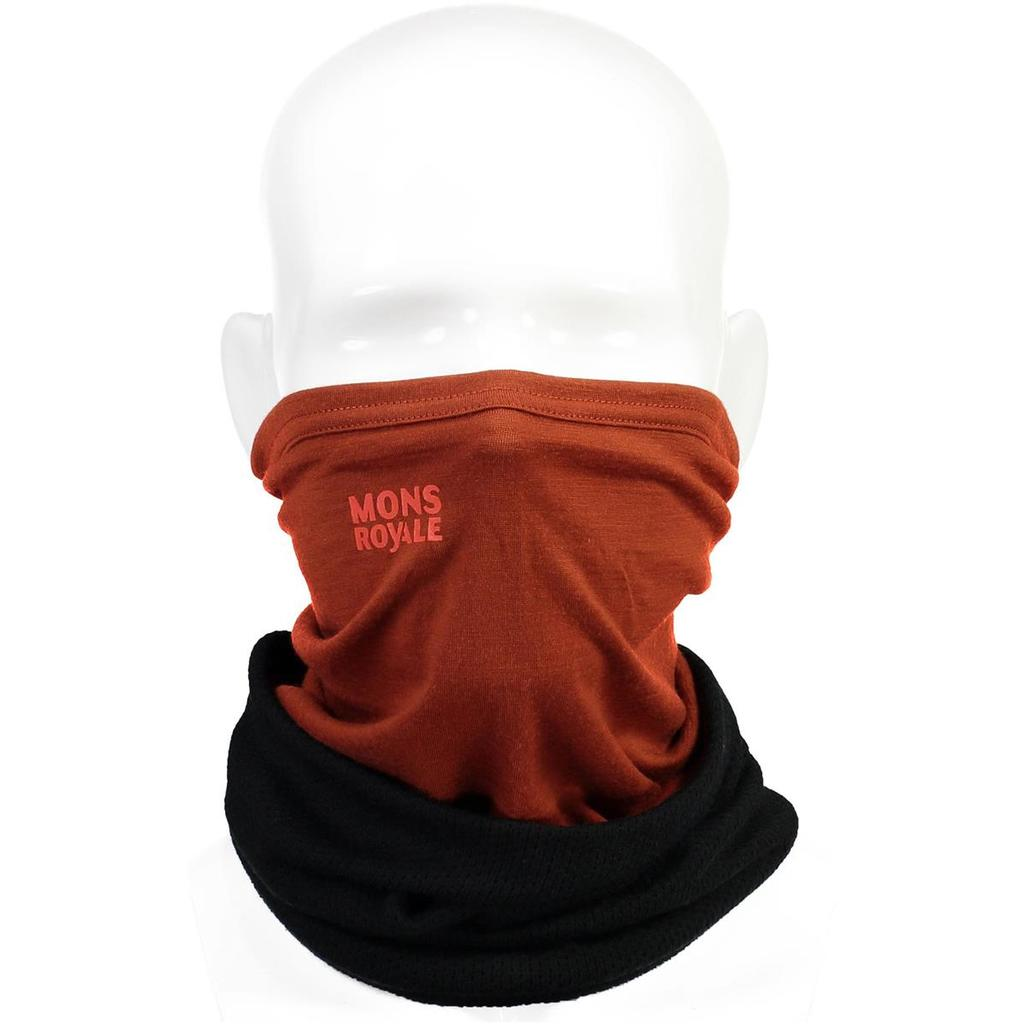 Mons Royale Fifty-Fifty Mesh Neckwarmer