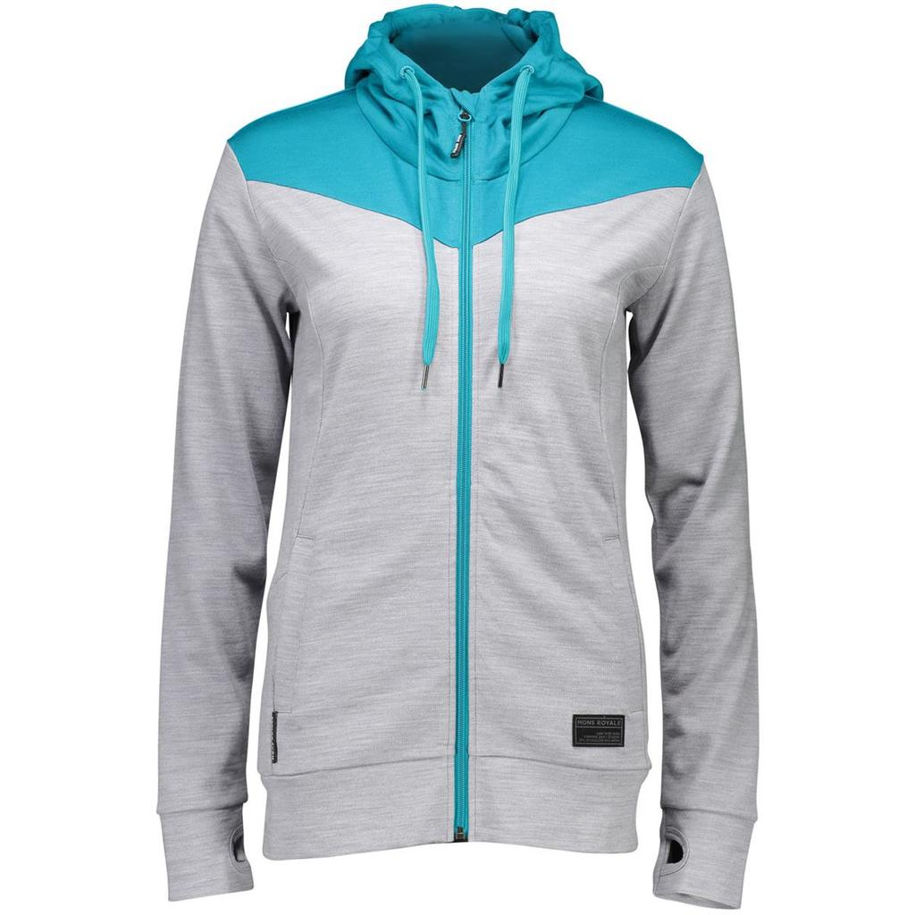 MONS ROYALE Covert Mid-Hit Hoody