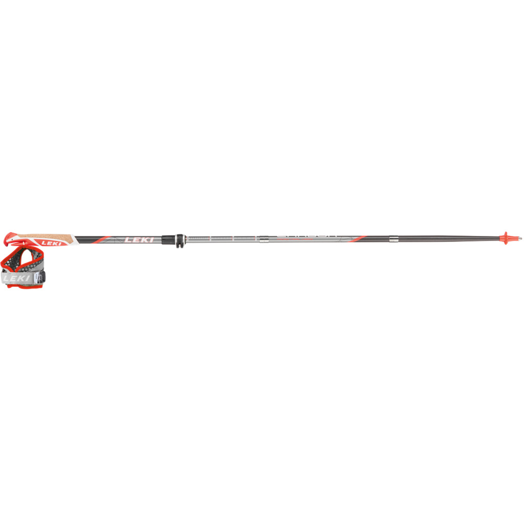 Leki Micro Trail Vario Red