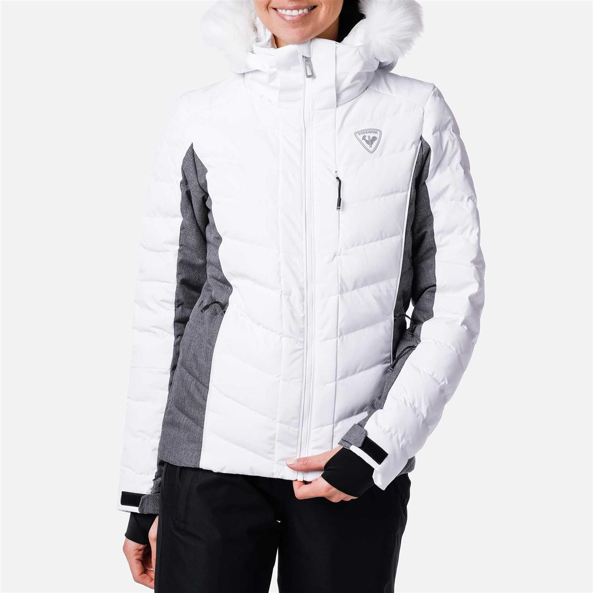 Rossignol Apparel W Rapide Heather JKT