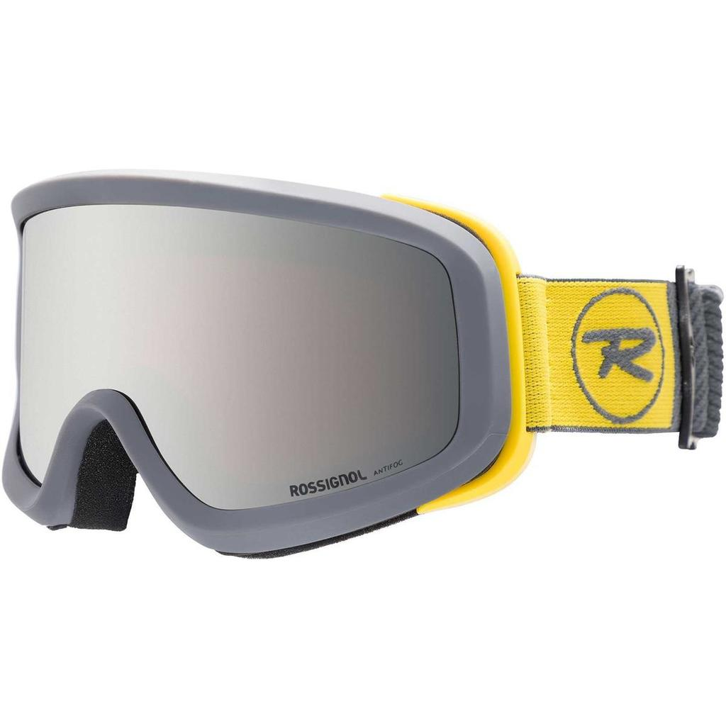 Rossignol Ace HP Mirror Grey/Yellow - CYL