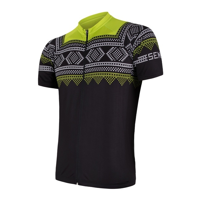Sensor Jump-Air Men's Jersey Short Sleeves