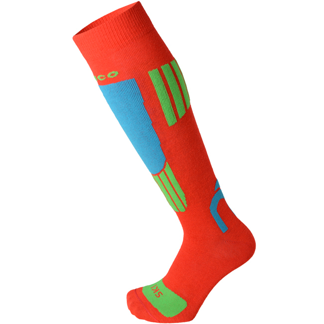 Mico Light W. Natural Merino Kids Ski socks