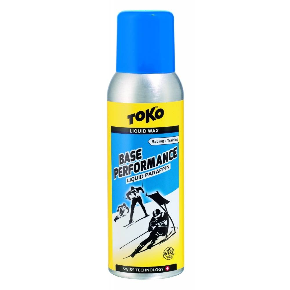 Toko Base Performance Liquid Paraffin Blue