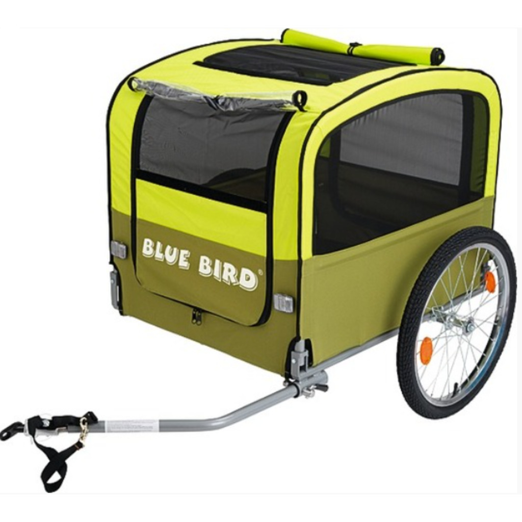 Blue Bird Dog Trailer 20