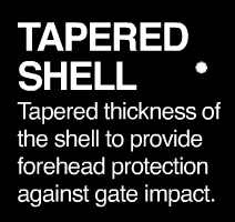 Tapered Shell