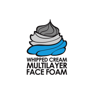 Whipped Cream Multilayer Face Foam